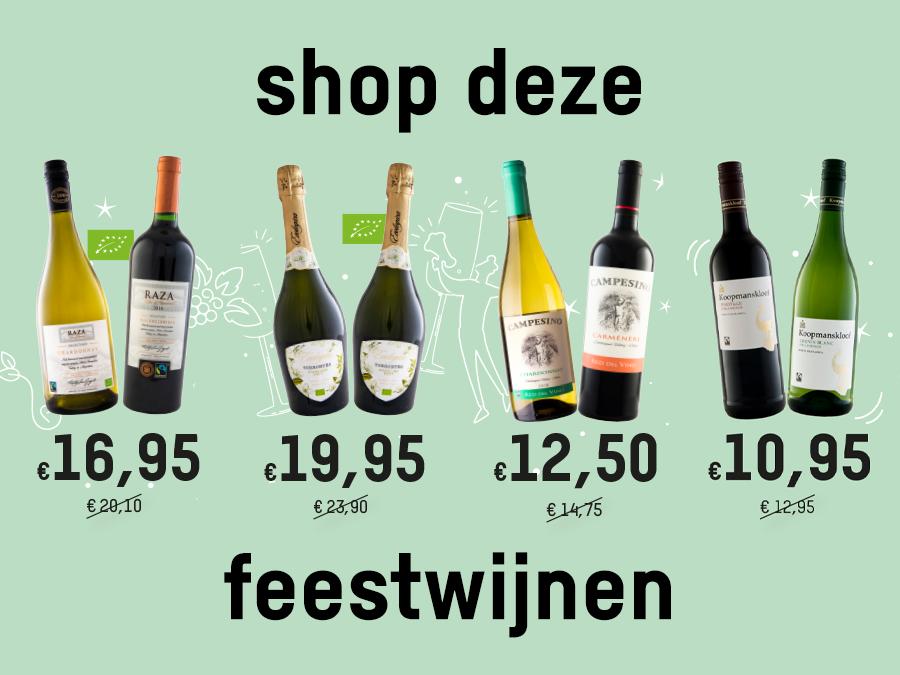 Wijnduo promo eindejaar 2020