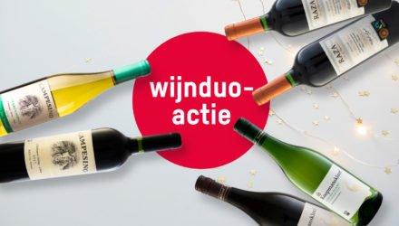 Wijnduo actie eindejaar