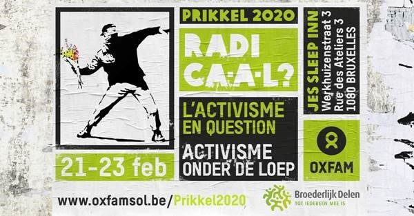 Prikkel 2020 Radicaal activisme onder de loep