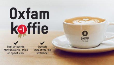 Oxfam Koffie Nr 1