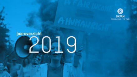 jaarverslag Oxfam-Wereldwinkels 2019