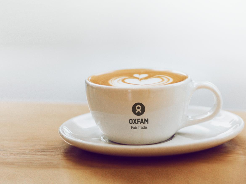 Oxfam-koffie