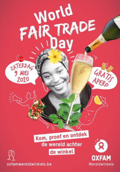 Affiche World Fair Trade Day 2020