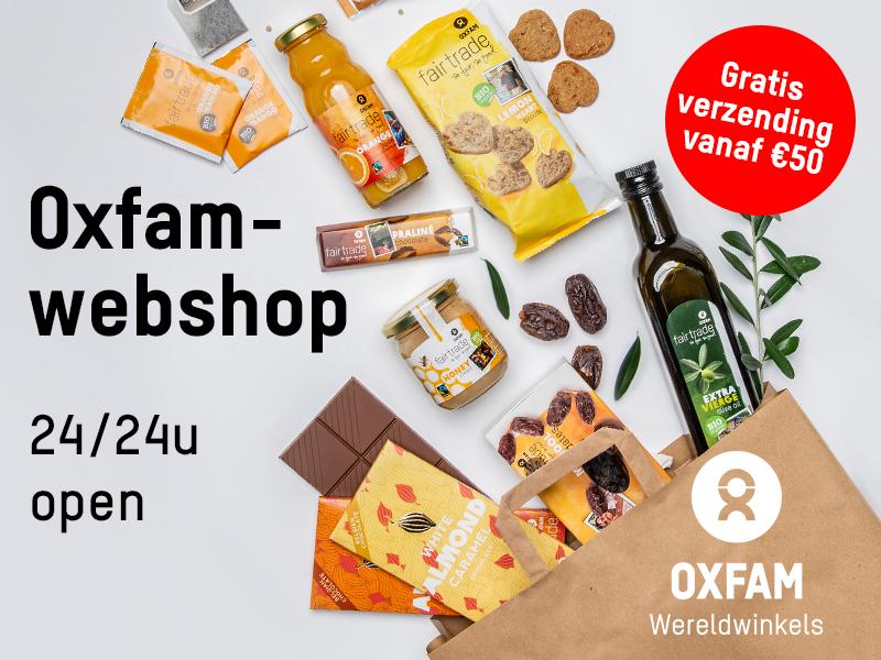 Webshop Oxfam-Wereldwinkels
