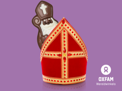 fairtrade sinterklaaschocolade
