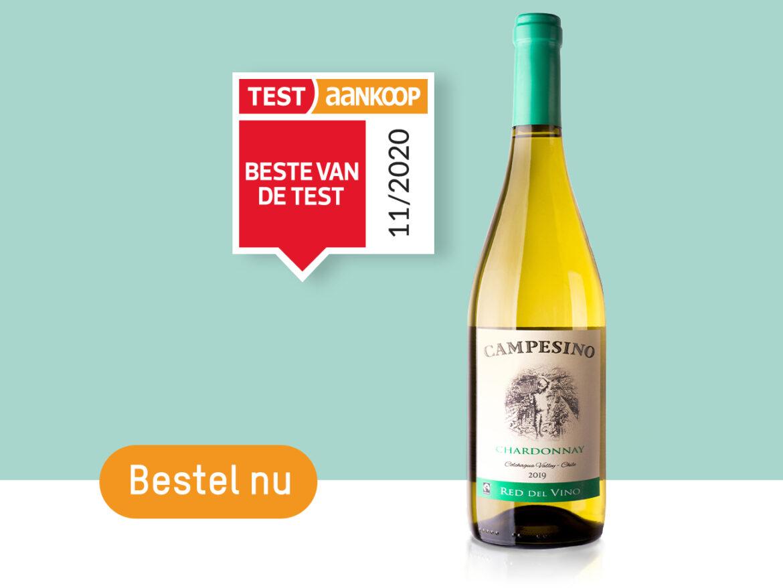 Campesino Chardonnay Bestel nu
